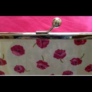 Vera Bradley Bags - Vera Bradley Make Me Blush Cosmetic Case    NWOT